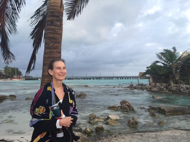 Catherine at Isla